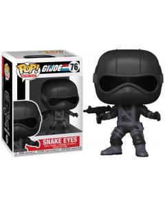 Retro Toys - Pop! - G.I. Joe : Snake Eyes n°76