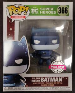 DC Comics - Pop! - Batman Silent Knight n°366