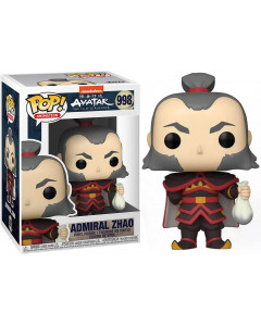 Avatar The Last Airbender - Pop! - Admiral Zhao n°998