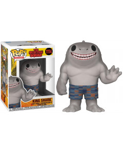 The Suicide Squad - Pop! - King Shark n°1115