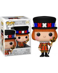 Disney - Pop! - It's a Small World - England n°1074