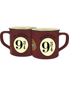 Harry Potter - Mug Hogwarts Express Platform 9 3/4