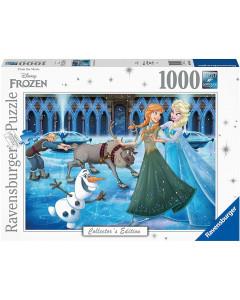 Disney - Puzzle 1000 pièces Frozen La Reine des Neiges