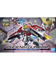 Gundam - SD Cross Silhouette Phoenix Gundam