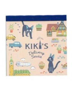 Kiki la petite Sorcière - Calepin bloc-notes