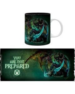 World of Warcraft - Mug 320 ml Illidan
