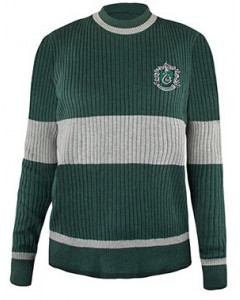 Harry Potter - Pull de Quidditch Slytherin