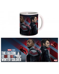 Marvel Studios : The Falcon and The Winter Soldier - Mug Poster