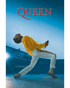 Queen - grand poster Wembley (61 x 91,5 cm)