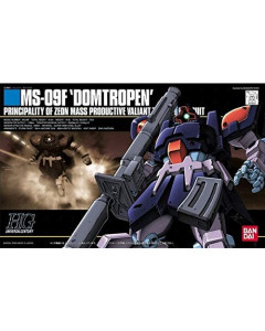 Gundam - HGUC 1/144 MS-09F Dom Tropen