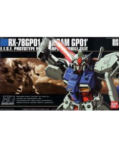 Gundam - HGUC 1/144 RX-78 GP01 Gundam GP01 Zephyranthes