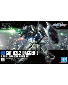 Gundam - HGCE 1/144 Dagger L