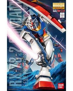Gundam - MG 1/100 RX-78-2 Gundam Ver.2.0