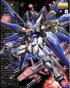 Gundam - MG 1/100 ZGMF-X20A Strike Freedom Gundam