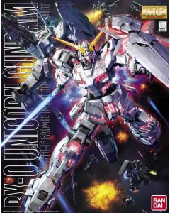 Gundam - MG 1/100 RX-0 Unicorn Gundam