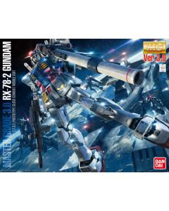 Gundam - MG 1/100 RX-78-2 Gundam Ver.3.0