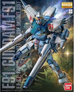 Gundam - MG 1/100 Gundam F91 Ver.2.0