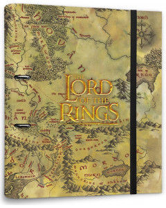 Lord of the Rings - Classeur 2 anneaux