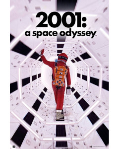 2001: A Space Odyssey - Grand poster (61 x 91,5 cm)