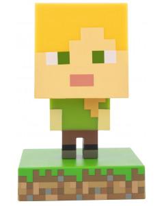 Minecraft - Lampe veilleuse Alex 11 cm
