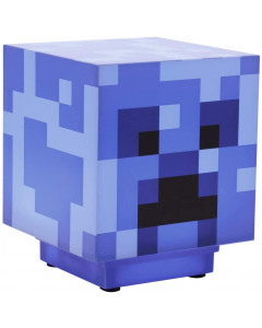 Minecraft - Lampe veilleuse sonore Charged Creeper 10 cm
