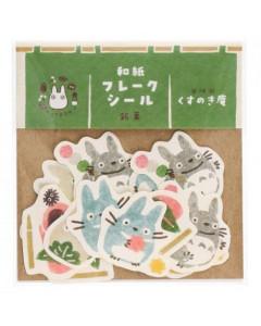 Mon Voisin Totoro - Set d'autocollants Mascottes bonbons japonais