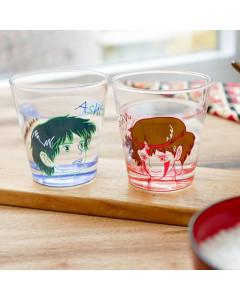 Mononoke Hime - Set de 2 verres San & Ashitaka