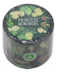 Mononoke Hime - Set de 2 rouleaux masking tape