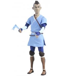 Avatar : The Last Airbender - Figurine Select série 4 - Sokka BOITE ABIMEE