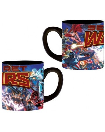 Marvel - mug Secret Wars by Alex Ross