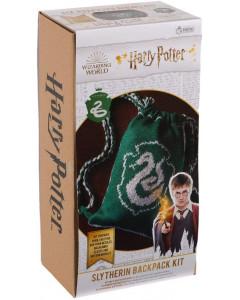 Harry Potter - Kit tricot Sac Slytherin (instructions en anglais)