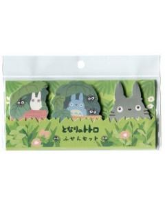 Mon Voisin Totoro - Bloc mémo