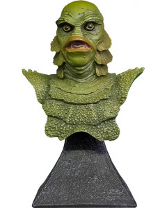 Universal Monsters - Buste Creature from the Black Lagoon 15 cm