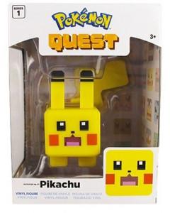 Pokemon Quest - Figurine 10 cm Pixel Art : Pikachu