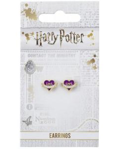 Harry Potter - Boucles d'oreilles Love Potion