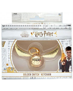 Harry Potter - Porte-clé Golden Snitch