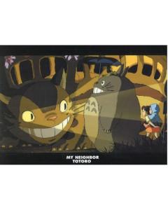Mon Voisin Totoro - Chemise dossier A4 Arrivée du Chatbus