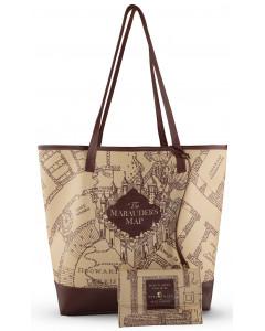 Harry Potter - Sac cabas Marauder's Map