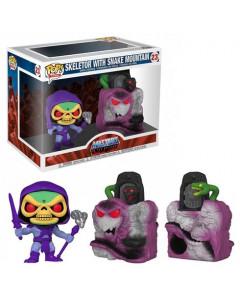 Masters of the Universe - Pop! MOTU - Skeletor Snake Mountain n°23