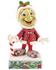 """Disney - Traditions - Santa Jiminy Cricket """"Be Wise and Be Merry"""""""