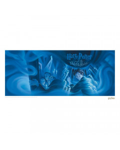 Harry Potter - Affiche lithographie Order of the Phoenix Book Cover 42 x 30 cm