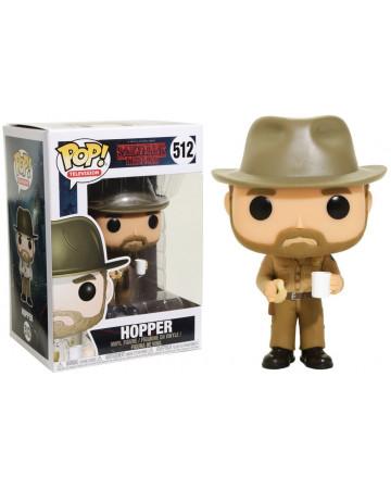 Stranger Things - Pop! - Hopper Donut