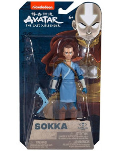 Avatar : The Last Airbender - Série Book 1 : Figurine Sokka 13 cm