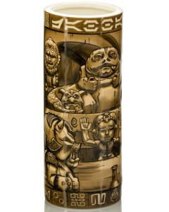Star Wars - Mug Scenic Geeki Tikis : Jabba's Palace 1500 exemplaires