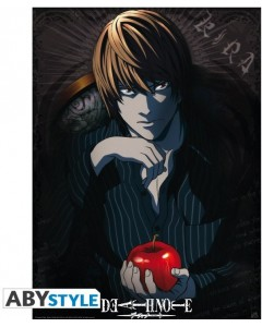 Death Note - poster Kira