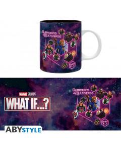 Marvel Studios : What If ? - Mug 320 ml Guardians