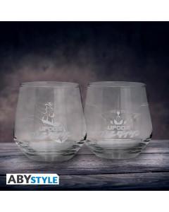 Grendizer - Set de 2 verres Goldorak