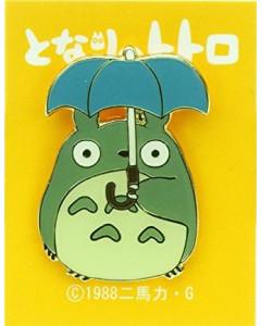 Mon Voisin Totoro - Pins petit Totoro au parapluie