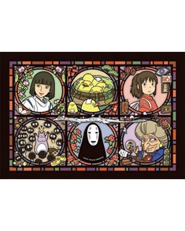 Spirited Away (Chihiro) - Puzzle Art Crystal 208 pièces