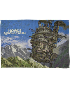 Le Château Ambulant (Howl's Moving Castle) - Set de table